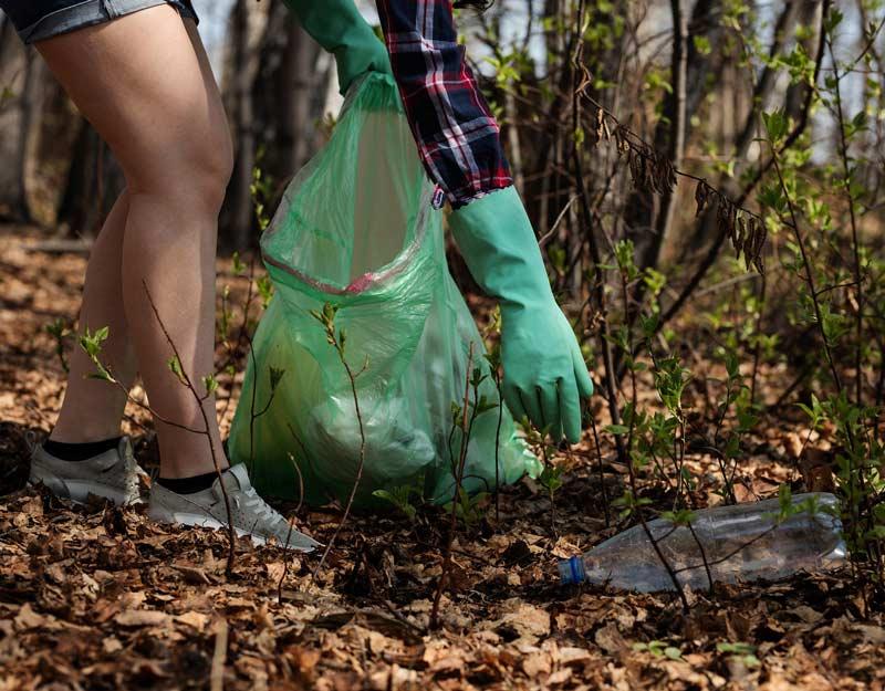 Un mondo più pulito e sostenibile